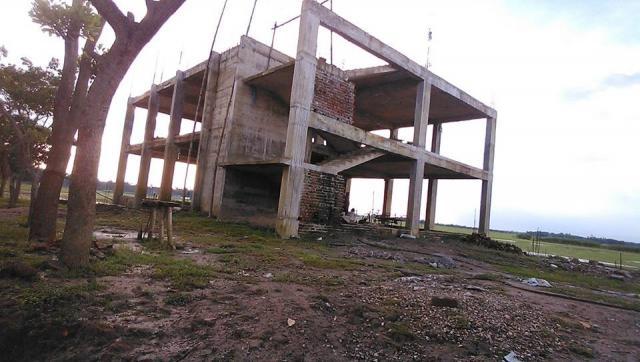 Building work August 20 2013